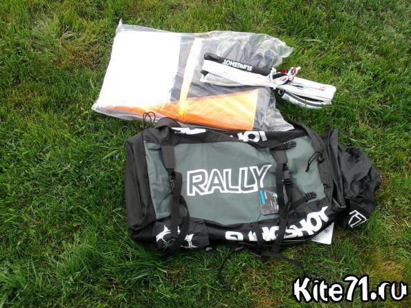 кайт Slingshot Rally 2013