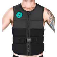 Спас. жилет RideEngine Atlas Impact Vest Grey