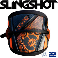 Кайт Трапеция Slingshot Ballistic Harness Black/Orange