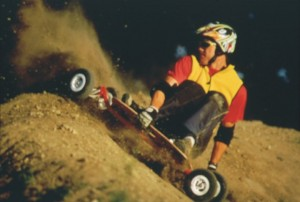 Jason Lee MBS Mountainboards
