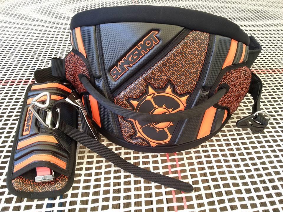 Трапеция Slingshot Ballistic Harness Black/Orange