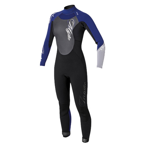 Гидрокостюм Mystic 2012 (Женский) Star 54 DL Fullsuit Women blue.jpg