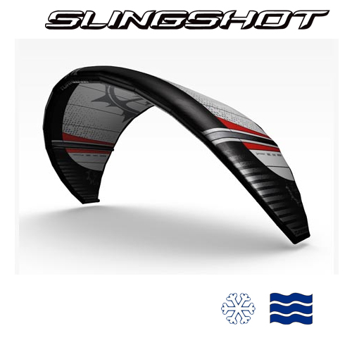 Кайт Slingshot 2011 Turbine Light Wind.jpg