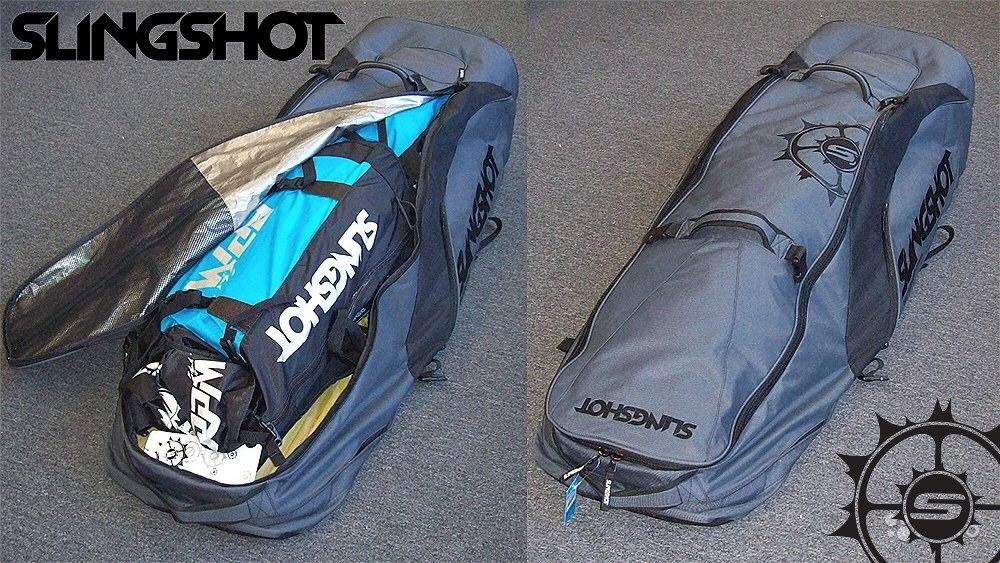Кайтовый чехол Slingshot Wheeled Golf Bag