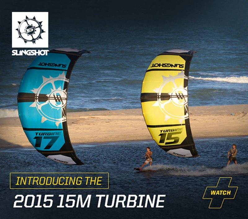 Кайт Slingshot 2015 Turbine Light Wind.jpg