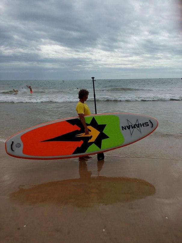 Sup борды Shaman Sup paddle board