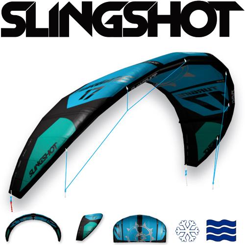 кайты Slingshot 2013