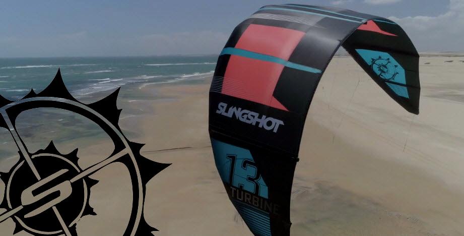 Кайт Slingshot 2018 Turbine