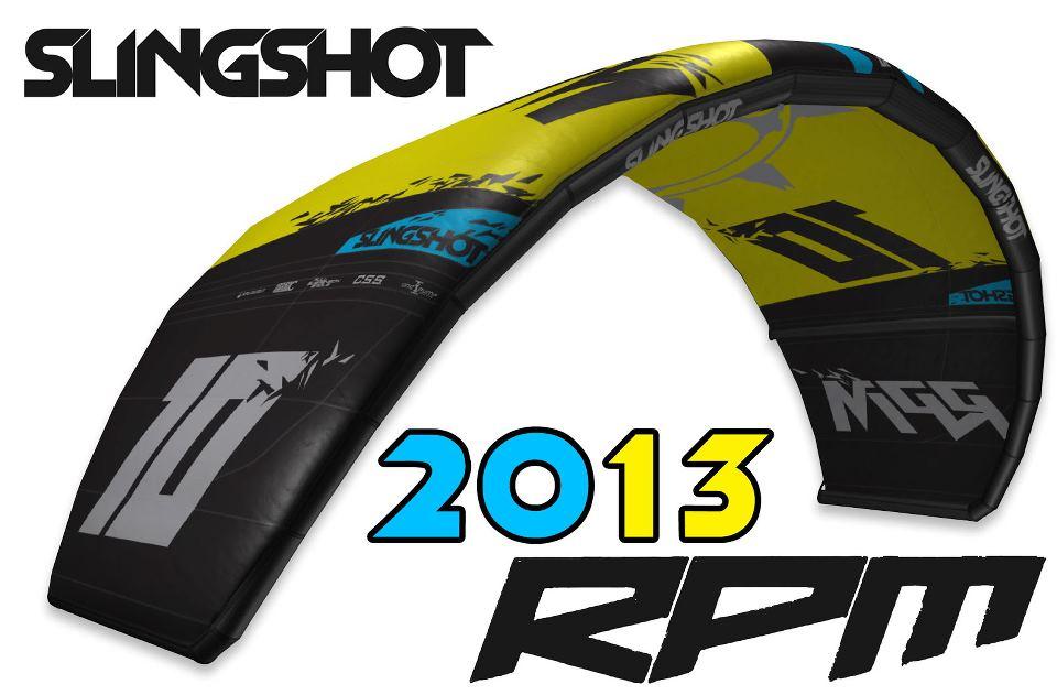 кайт Slingshot RPM 2013