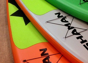 NEW!!! ПОСТУПЛЕНИЕ SHAMAN SUP PADDLE BOARD - SUP БОРДЫ SHAMAN