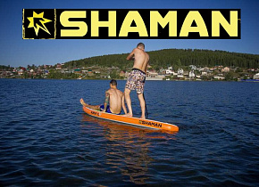 Тесты SUP Shaman Aurum Air Lite 11